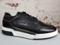 Preview: LEANDRO LOPES LOW TOP TURBO Sneaker, Black Patent