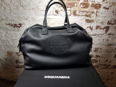 DSQUARED2 Weekender Bag nero