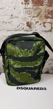 DSQUARED2 Crossbody Bag ICON Camouflage