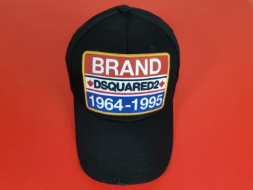 DSQUARED2 Baseball Cap OTHER CARGO nero